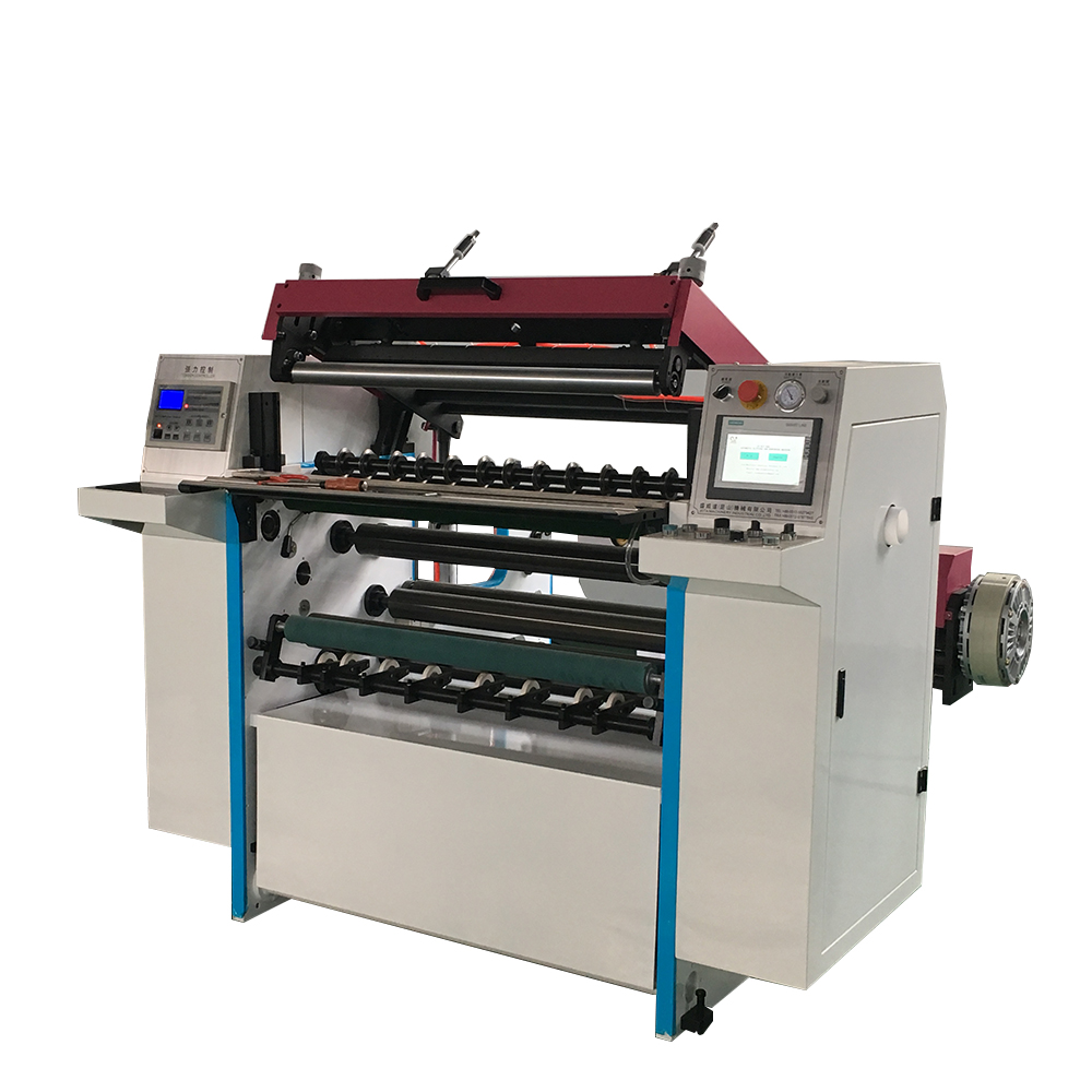 Factory wholesale Thermal Paper Roll Cutting Slitting Machine