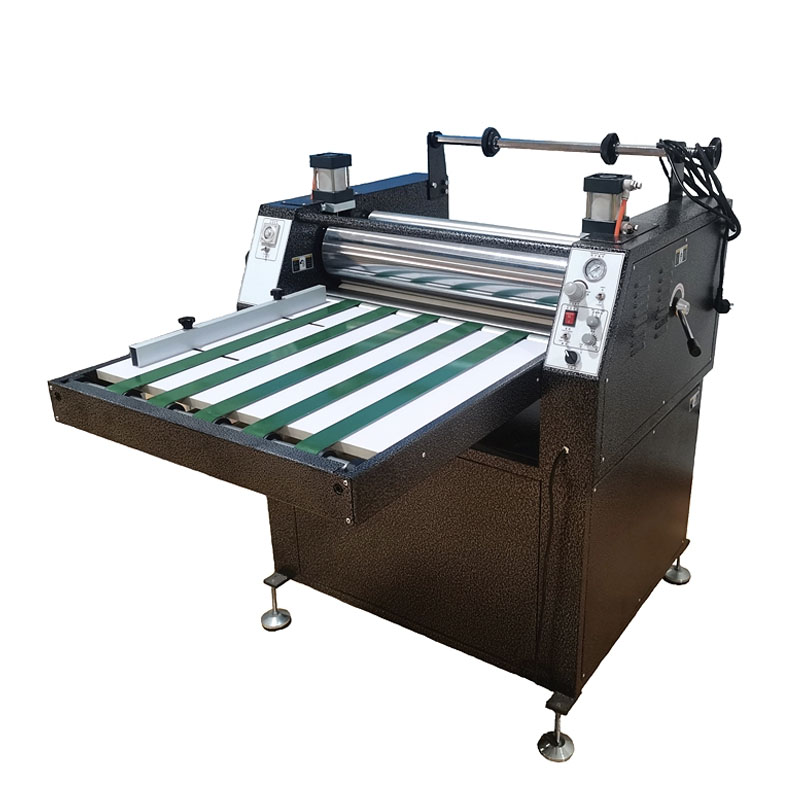 Hot melt BOPP plastic film roll laminator paper lamination film coating machine thermal Film Laminating Machine