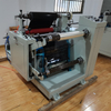 Adhesive Sticker Paper Slitter And Rewinder Machine