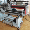 Automatic Strech Paper Polyethylene Rewinding Laminating Slitting Machine