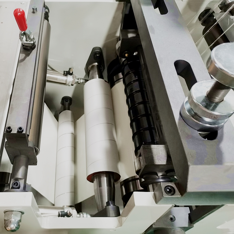 Blank Label Automatic Die Cutting Machine